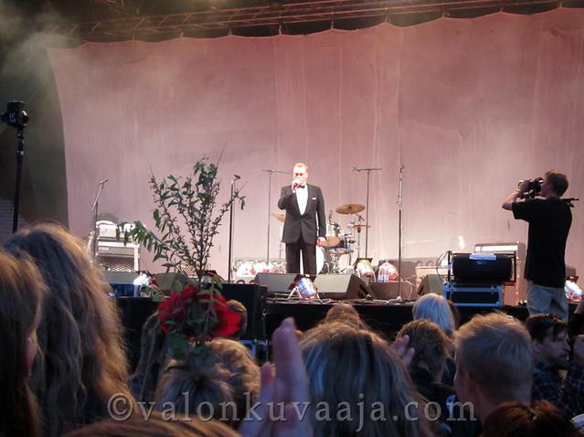 Ilosaarirock 2011 - Sielun Veljet