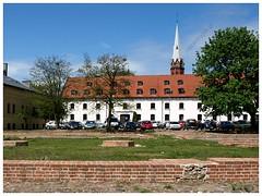 The Old Arsenal in Torun