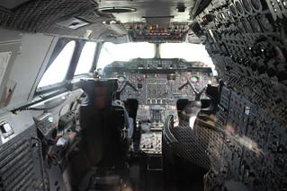 Cockpit: Concorde