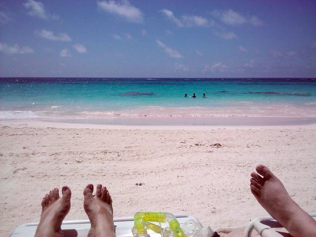 Elbow Beach Bermuda Letovanje