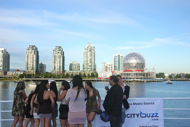 Vancity Buzz Birthday Boat Party | False Creek
