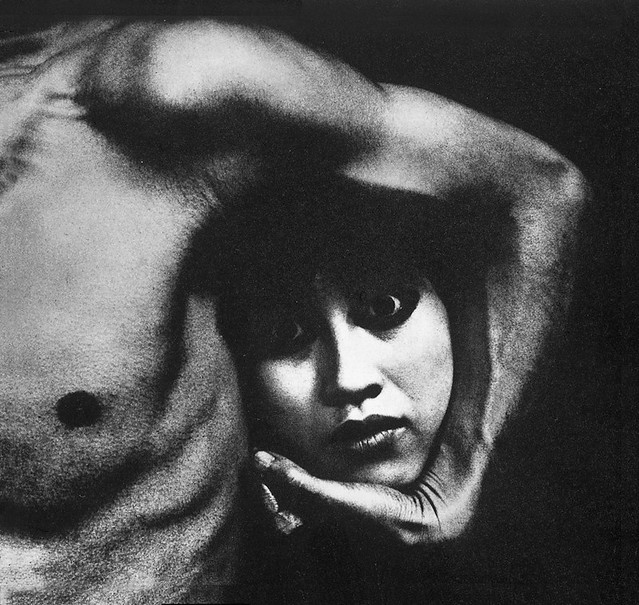 Man and Woman #20, 1960, by Eikoh Hosoe