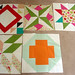 Summer Sampler blocks so far