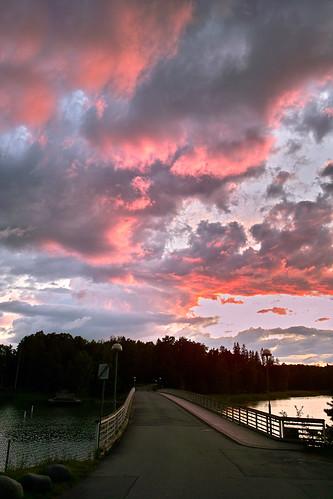 sunset espoo finland eu dp1