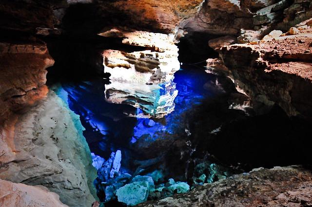 Poço Azul  Itaetê-BA  -  UM4_1283-1