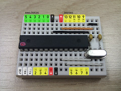 breadboard, circuit component, electronics,
