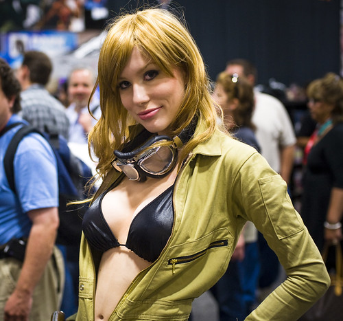 Comic-Con 2011 – Eva // Metal Gear Solid