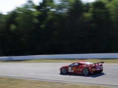 Risi Competizione Ferrari 458GT, Mosport 2011