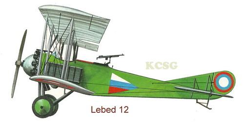 Lebedev Lebed XII (1916)