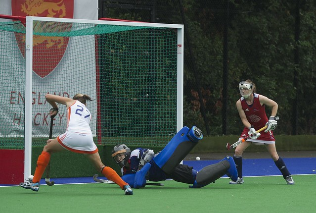 England survive another close scare at a Penalty Corner
