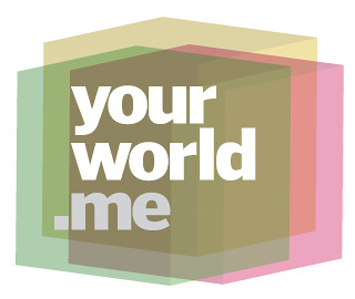 YourWorld Logo by yourworlddotme