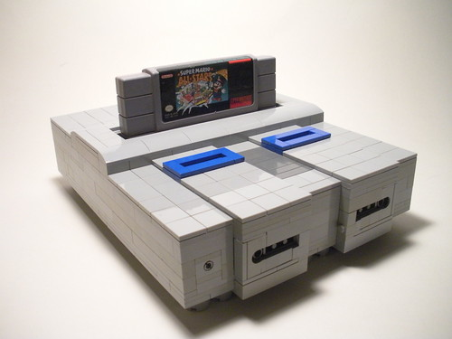 Lego Super Nintendo (old version)