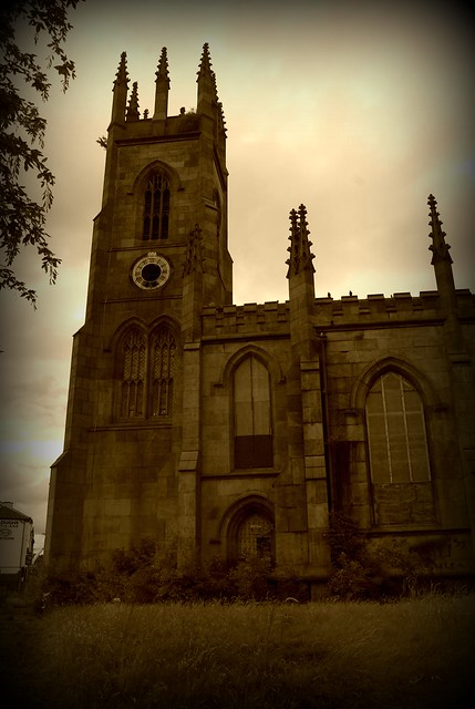 Trinity Church, Bolton