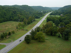 Hwy 96 from Natchez Trace Pkwy