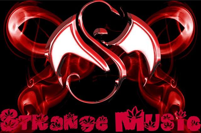 Strange Music Logo Wallpaper: Tech N9ne Strange Music