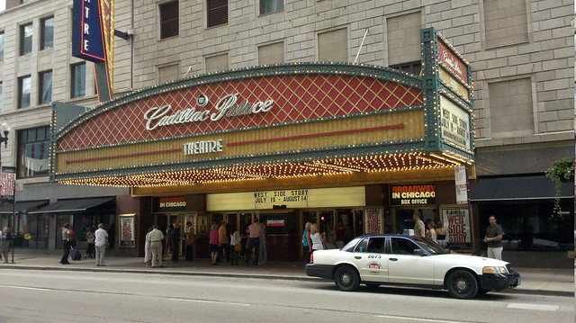 cadillac palace theatre flickr photo sharing. Cars Review. Best American Auto & Cars Review