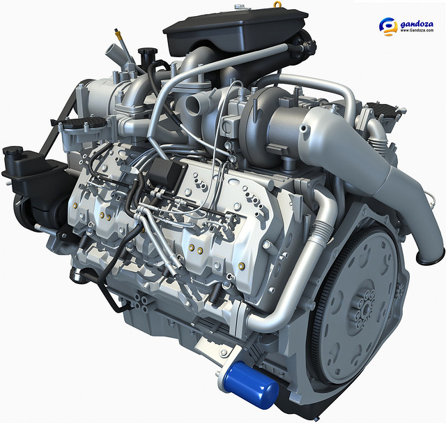 Duramax Diesel Engines