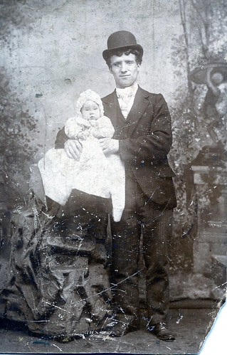 James CRAIG with his daughter Jane by midgefrazel