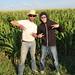 NE july trip: corn jungles and predation
