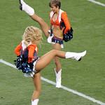 Cheerleaders des Denver Broncos