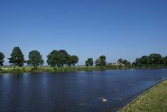 Boerderijtje langs de Amstel