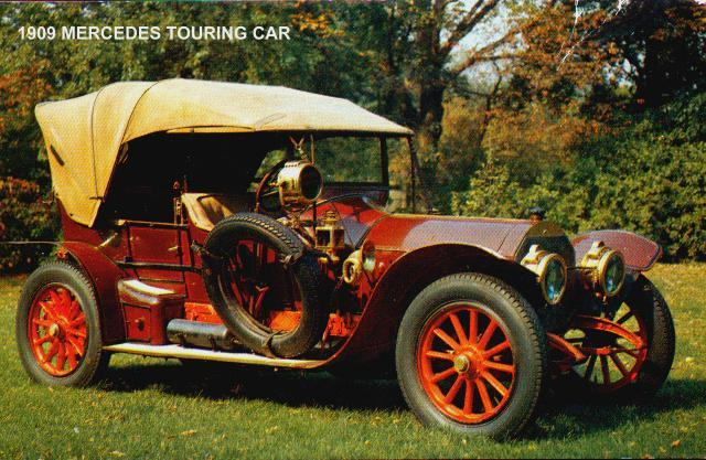 1909 mercedes touring car flickr photo sharing for Mercedes benz touring car