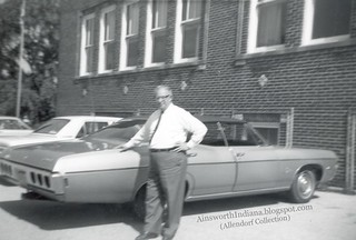 Ainsworth School, Mr. Horner, mid-1960s