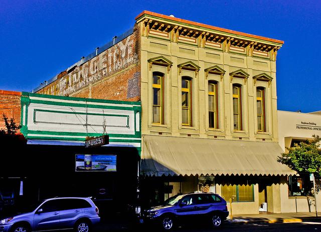 Ukiah (CA) United States  city pictures gallery : United States / California / Ukiah / Downtown Ukiah