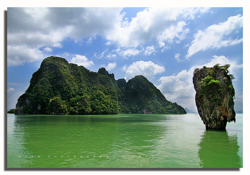 James Bond Island - Phuket Thailand Series