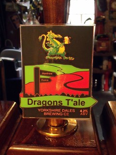 52 beers 3 - 45, Yorkshire Dales, Dragons T'ale, England