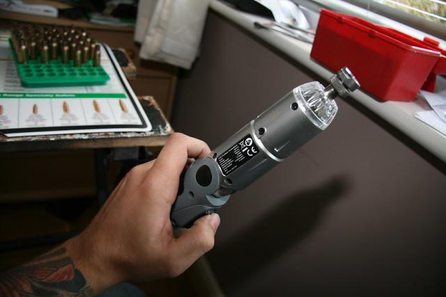 Trusty Electric Screwdriver
