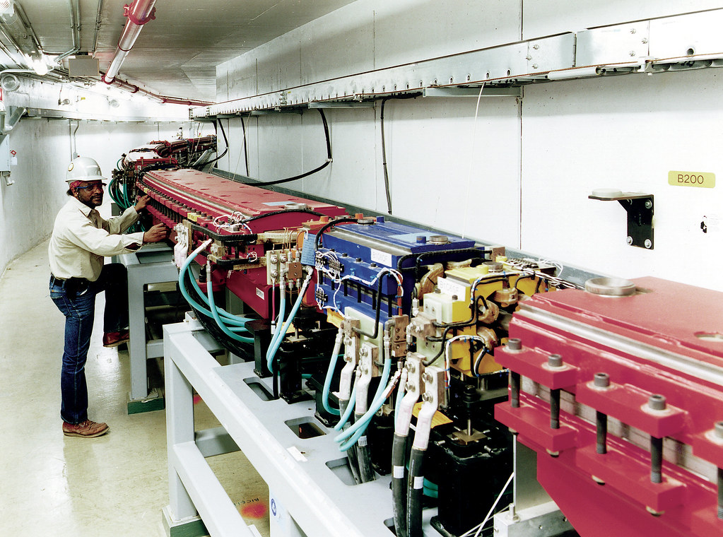 Advanced Photon Source Booster Synchrotron