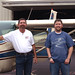 My first solo flight (photo courtesy of Aaron Boyd) by VFR Photography