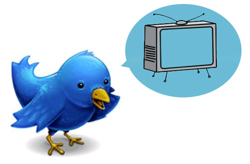Tweeting about TV