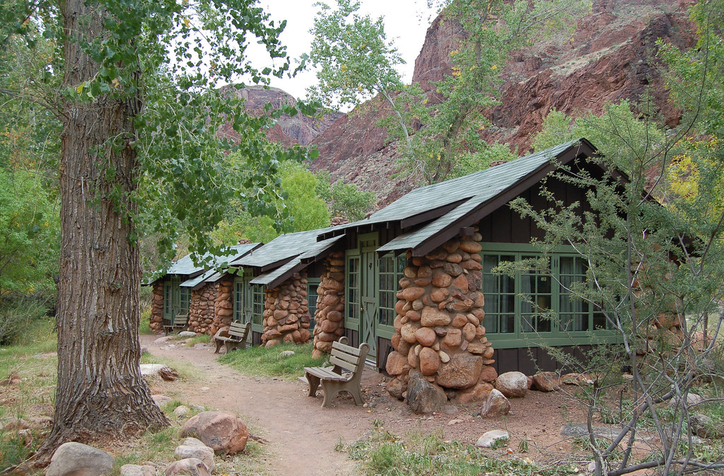 Grand Canyon: Phantom Ranch Cabins 0271