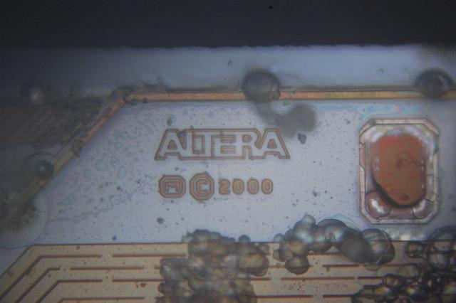 Header of Altera