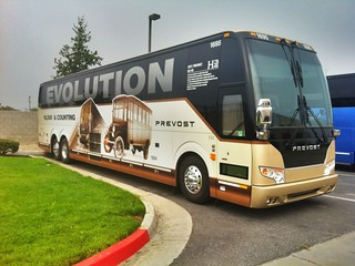 Evolution Prevost Demo