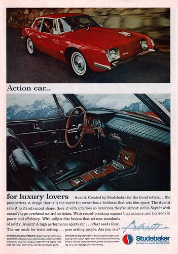 1964 Studebaker Avanti  by coconv