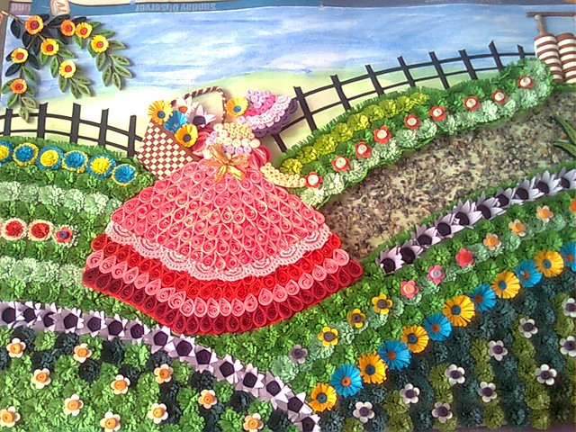best of paper quilling 12 - a gallery on Flickr