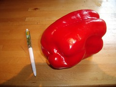 Huge pepper