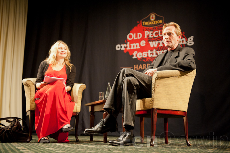 Lee Child interview #04