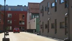 Residential street, Västra Hamnen