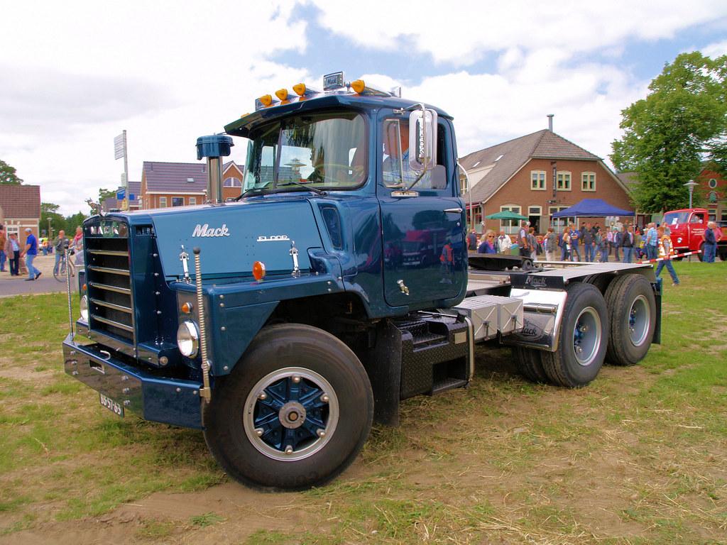 2007 Mack Dump Truck >> 1972 Mack DM600 - a photo on Flickriver