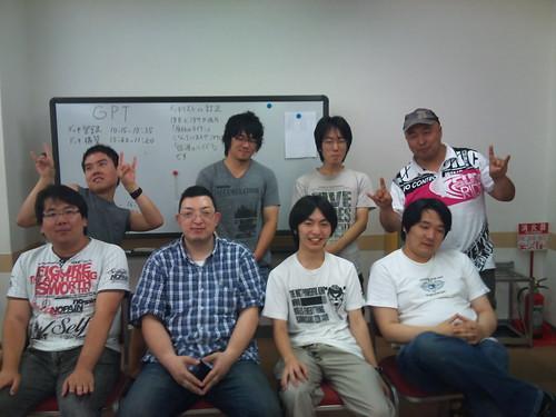 GPT Shanghai - Chiba 2nd : Top 8