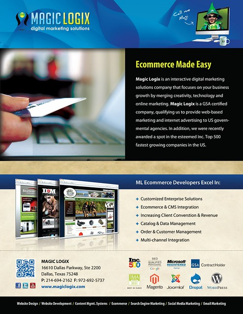 Magic Logix Ecommerce Website Development | Flickr - Photo Sharing!