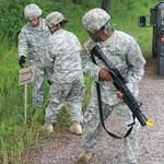Military police Soldiers focus on core skills during AT