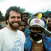 Bill in the highlands of Papua New Guinea, 1987 (no gray hair then!)