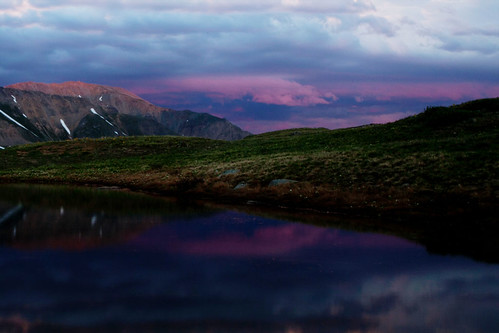 sunset clouds colorado day purple cloudy independencepass whiterivernationalforest