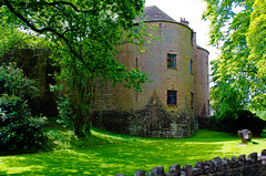 St Briavels Castle, Gloucestershire -3. By Thomas Tolkien