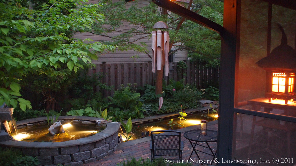 Minnesota Landscape Design Inspired By Bali Natural